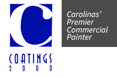 Coatings 2000 - Carolina's Premier Commercial Painter